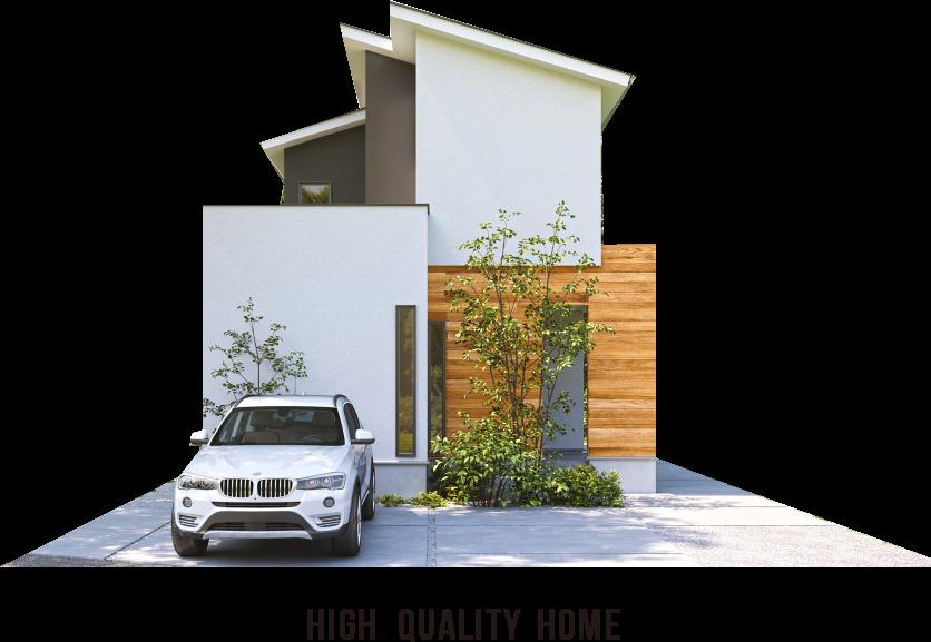 high quality home