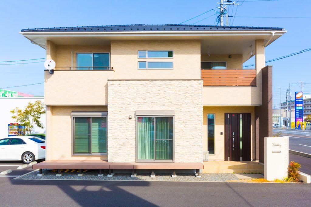 岐阜店 2階建モデルハウス見学会