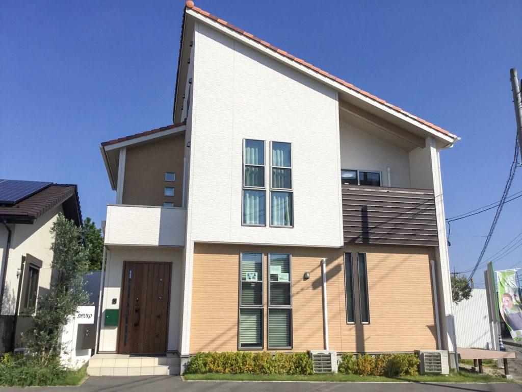 岡崎店 2階建モデルハウス見学会