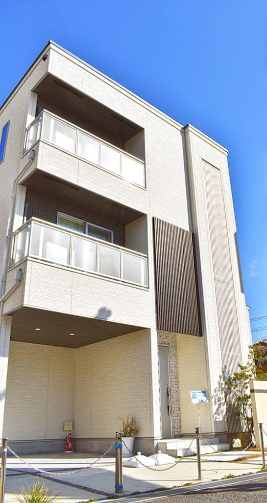 東大阪店 3階建モデルハウス見学会