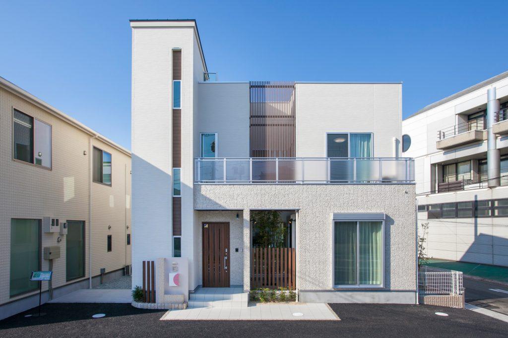 尼崎店 2階建モデルハウス