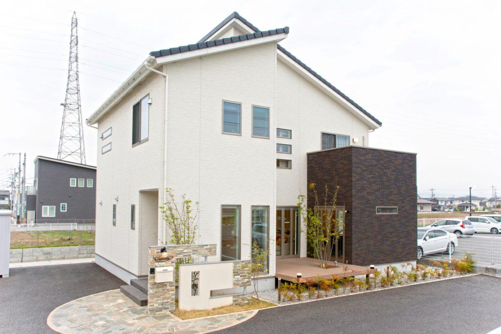 奈良店 2階建モデルハウス 見学会